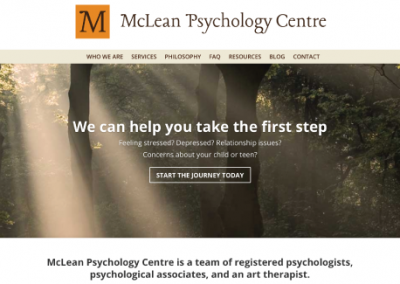McLean Psychology Centre